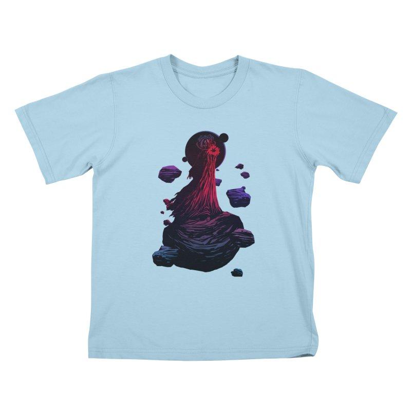 The Exile Returns (II) Kids T-Shirt by Matt Griffin Apparel