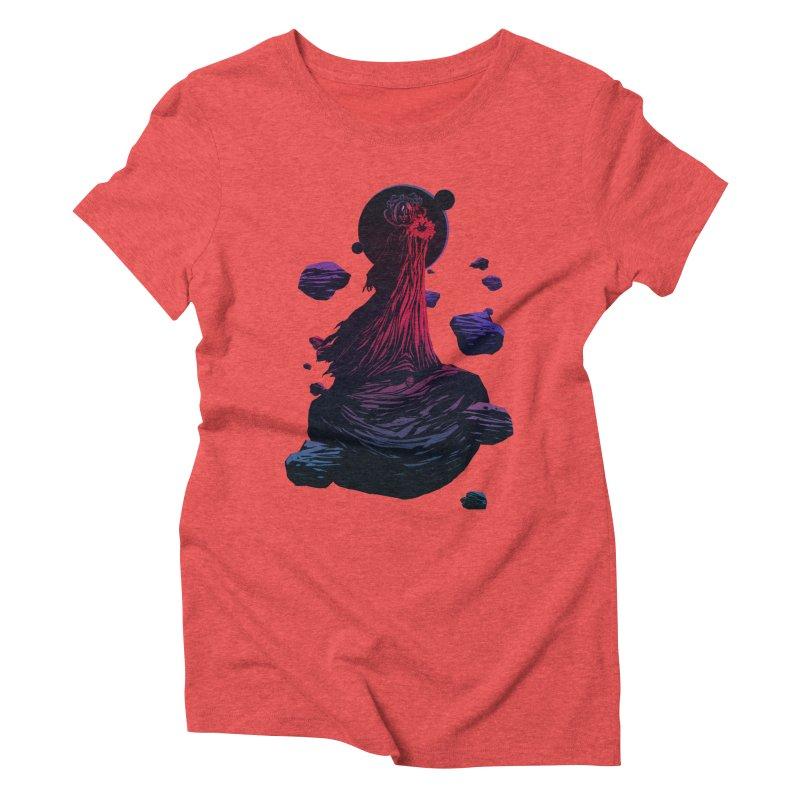 The Exile Returns (II) Women's Triblend T-Shirt by Matt Griffin Apparel