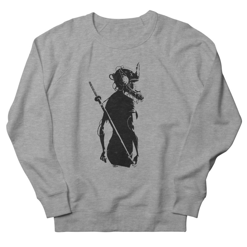 The Endling II Women's French Terry Sweatshirt by Matt Griffin Apparel