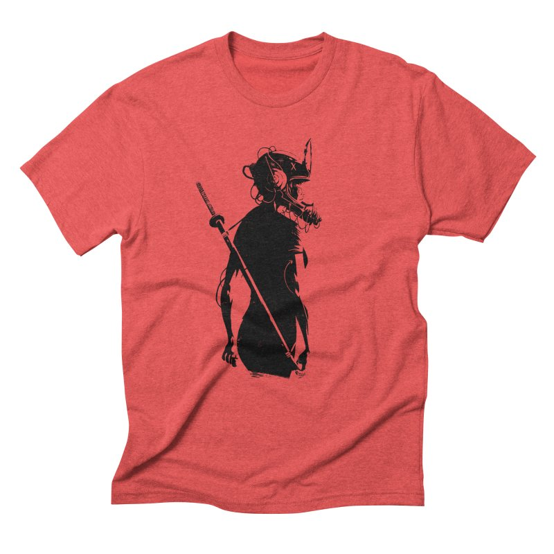 The Endling II Men's Triblend T-Shirt by Matt Griffin Apparel