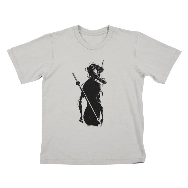 The Endling II Kids T-Shirt by Matt Griffin Apparel