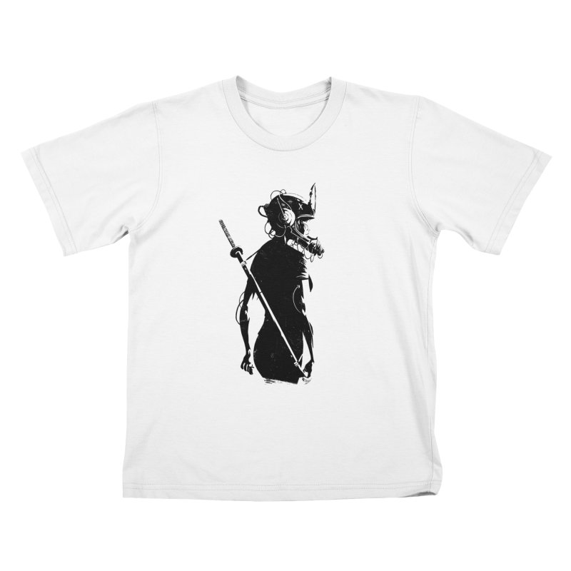 The Endling II Kids T-Shirt by Matt Griffin Apparel