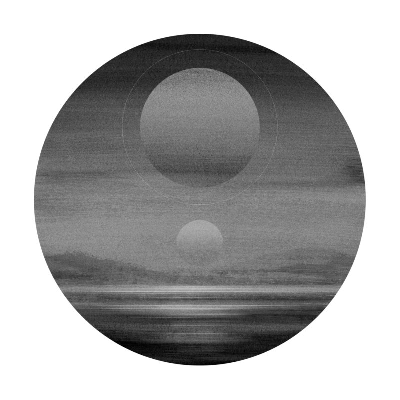 Other Seas / Other Suns (BW) I None  by Matt Griffin Apparel