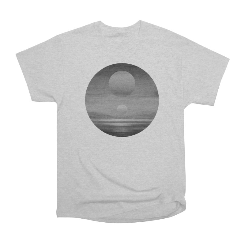 Other Seas / Other Suns (BW) I Women's Classic Unisex T-Shirt by Matt Griffin Apparel