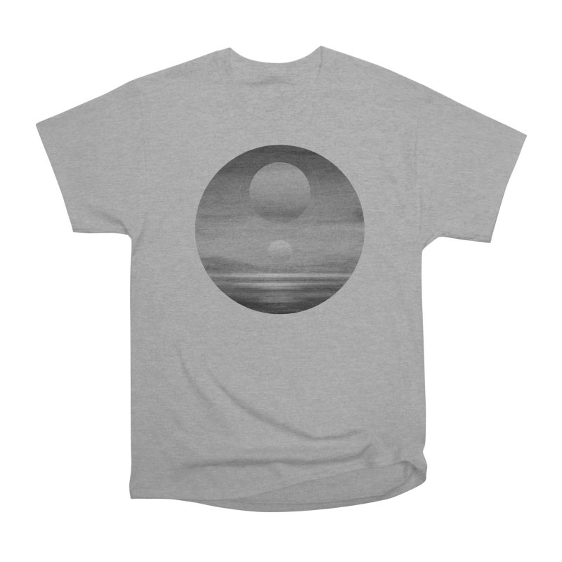 Other Seas / Other Suns (BW) I Men's Classic T-Shirt by Matt Griffin Apparel