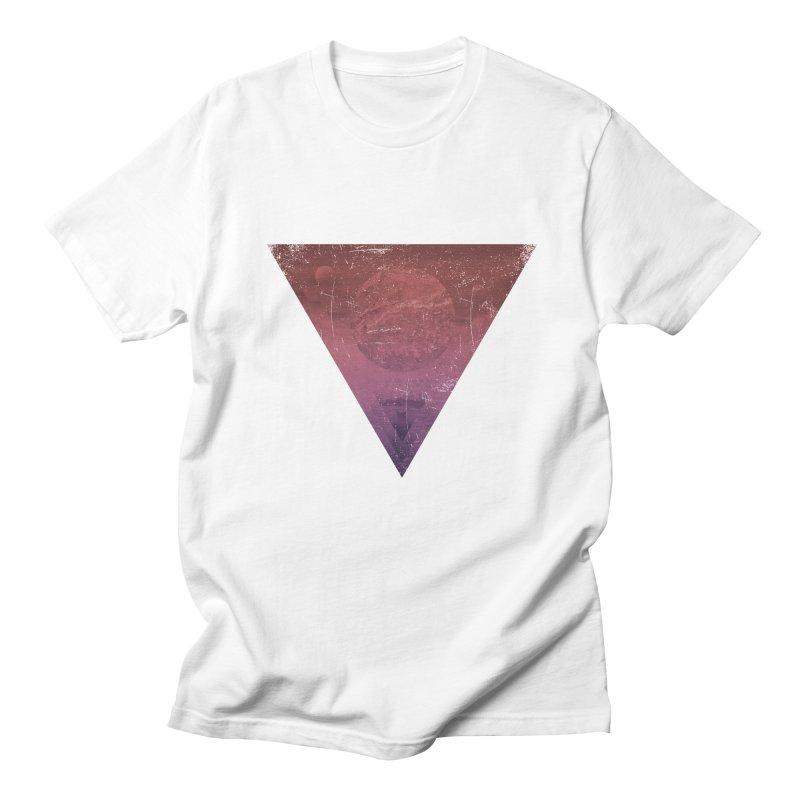 Worship of the Planets Men's Regular T-Shirt by Matt Griffin Apparel