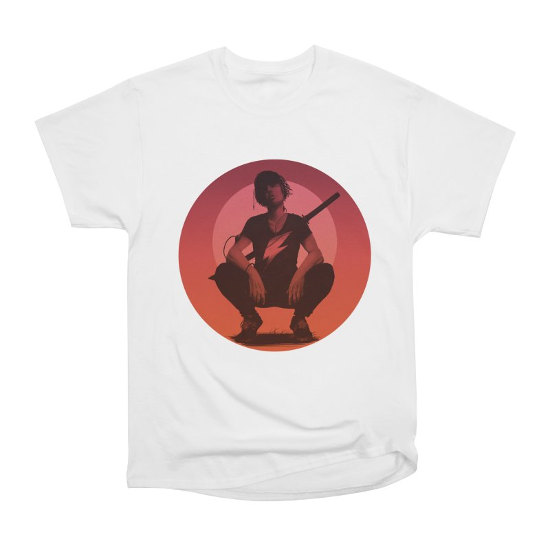 The Endling III (Colour II) Men's Classic T-Shirt by Matt Griffin Apparel
