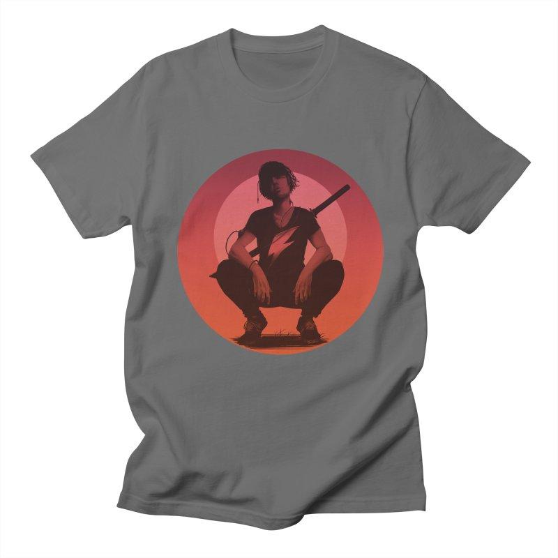The Endling III (Colour II) Women's Regular Unisex T-Shirt by Matt Griffin Apparel