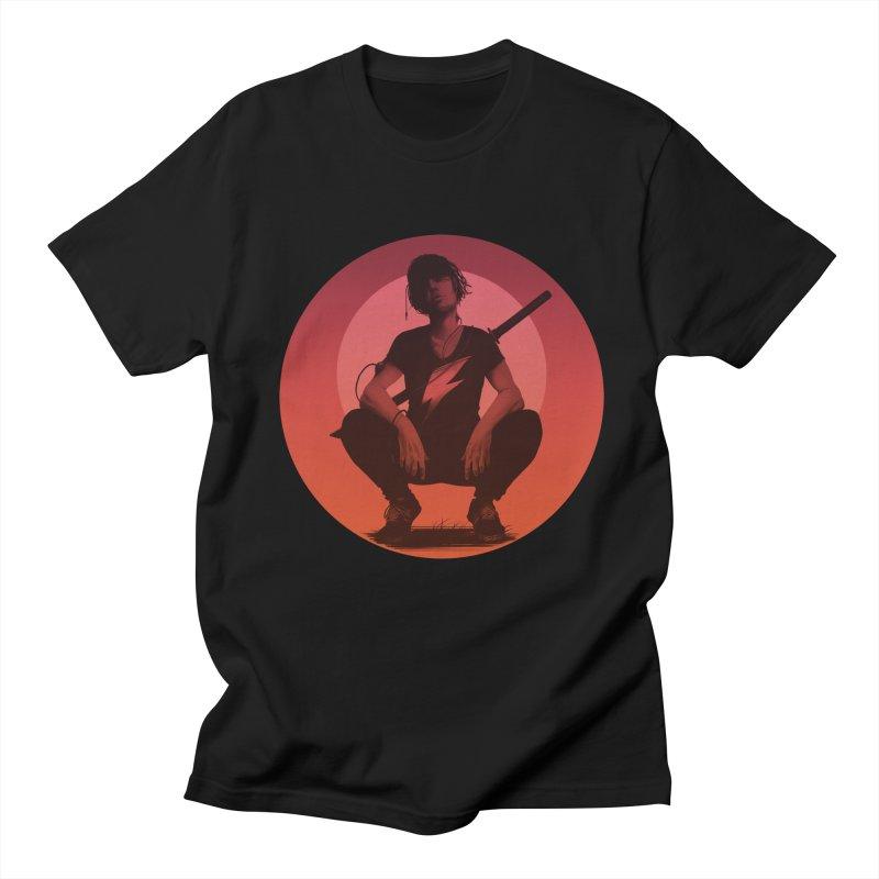 The Endling III (Colour II) Women's Unisex T-Shirt by Matt Griffin Apparel