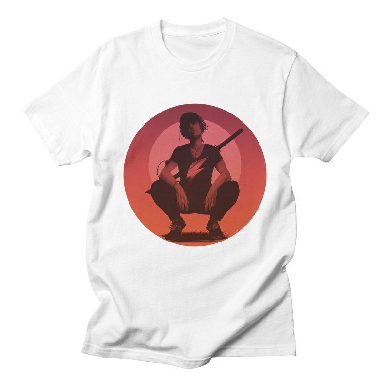 The Endling III (Colour II) Men's T-Shirt by Matt Griffin Apparel