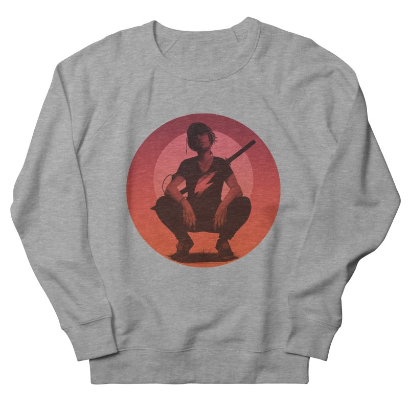 The Endling III (Colour II) Women's French Terry Sweatshirt by Matt Griffin Apparel