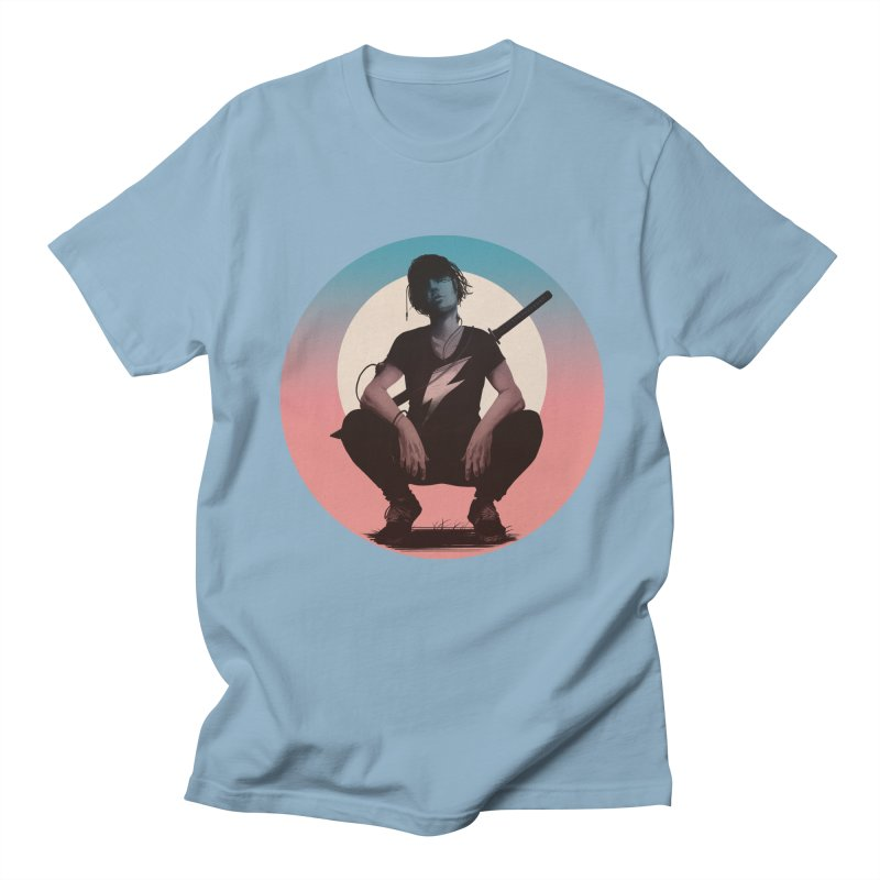The Endling III (Colour I) Men's T-Shirt by Matt Griffin Apparel