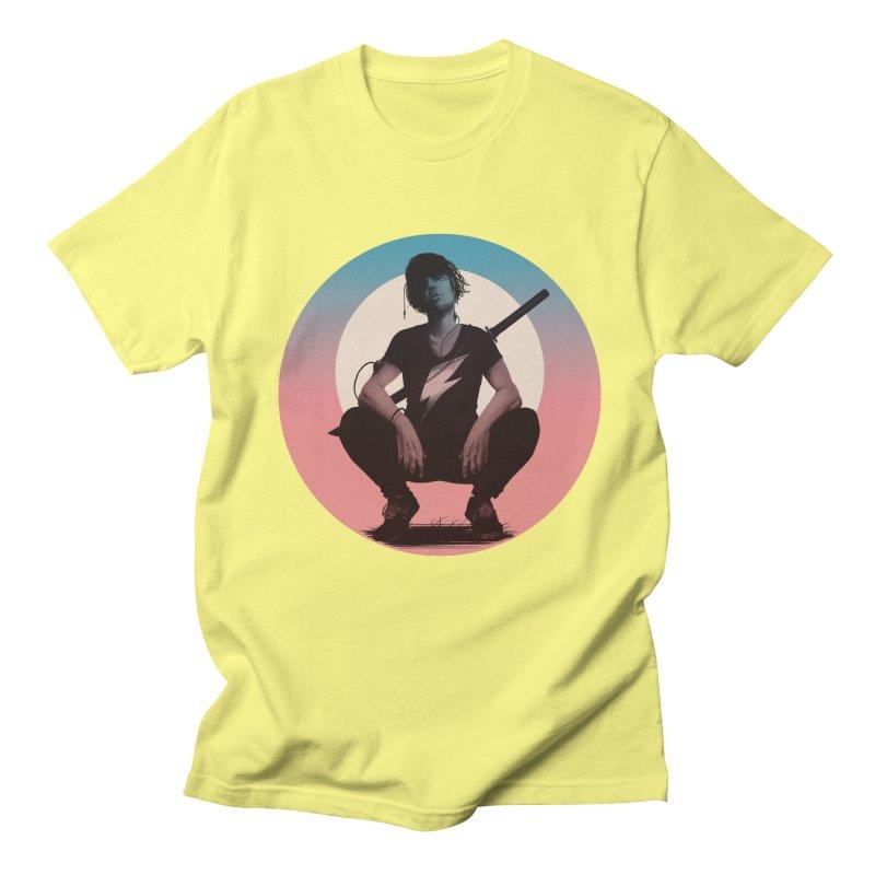 The Endling III (Colour I) Women's Regular Unisex T-Shirt by Matt Griffin Apparel