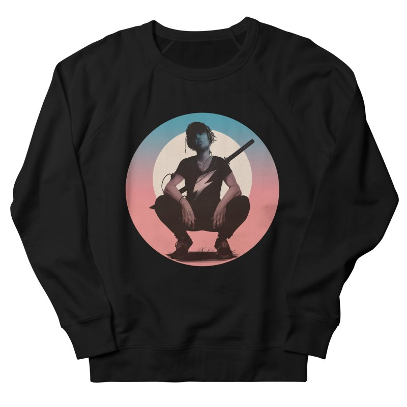 The Endling III (Colour I) Women's French Terry Sweatshirt by Matt Griffin Apparel