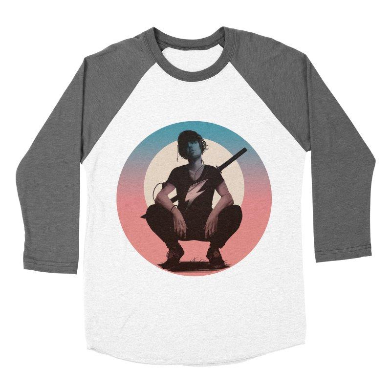 The Endling III (Colour I) Women's Baseball Triblend Longsleeve T-Shirt by Matt Griffin Apparel