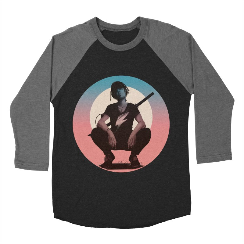 The Endling III (Colour I) Women's Baseball Triblend T-Shirt by Matt Griffin Apparel