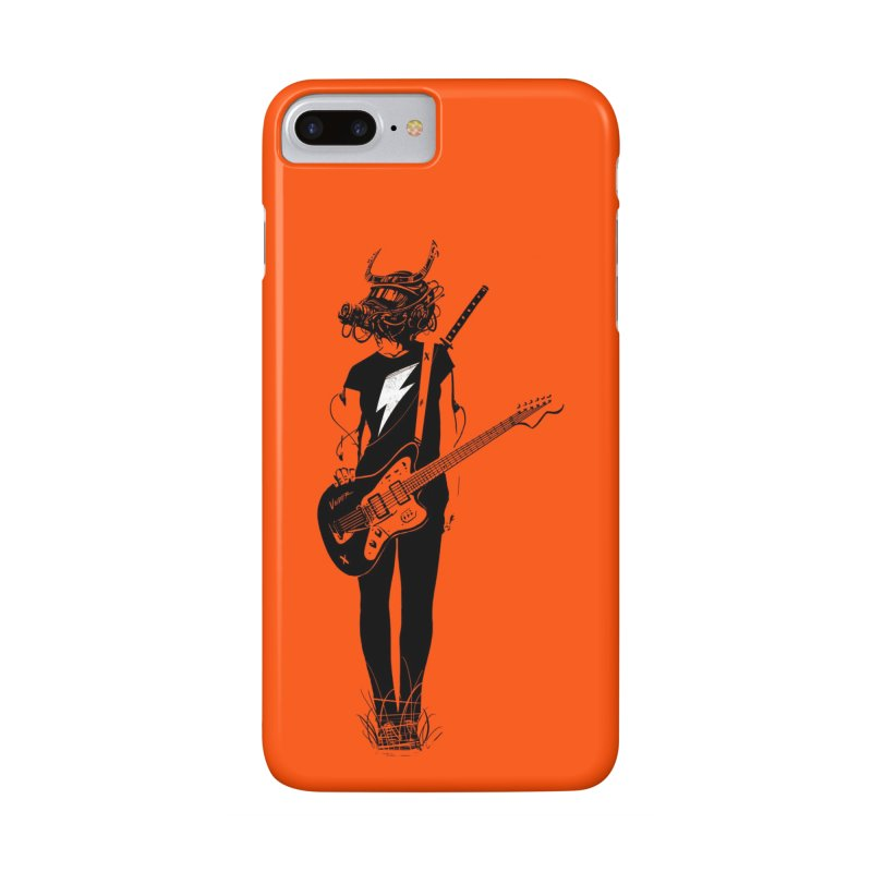 The Endling IV in iPhone 8 Plus Phone Case Slim by Matt Griffin Apparel