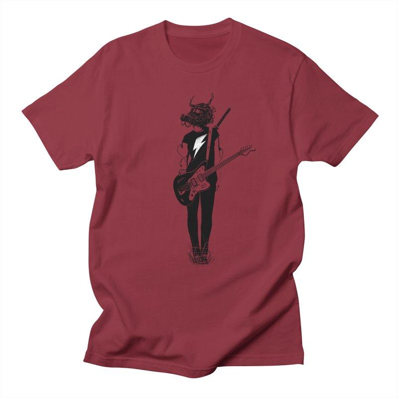 The Endling IV Men's Regular T-Shirt by Matt Griffin Apparel