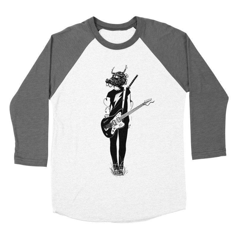 The Endling IV Women's Baseball Triblend T-Shirt by Matt Griffin Apparel