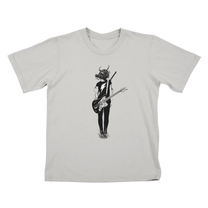The Endling IV Kids T-Shirt by Matt Griffin Apparel
