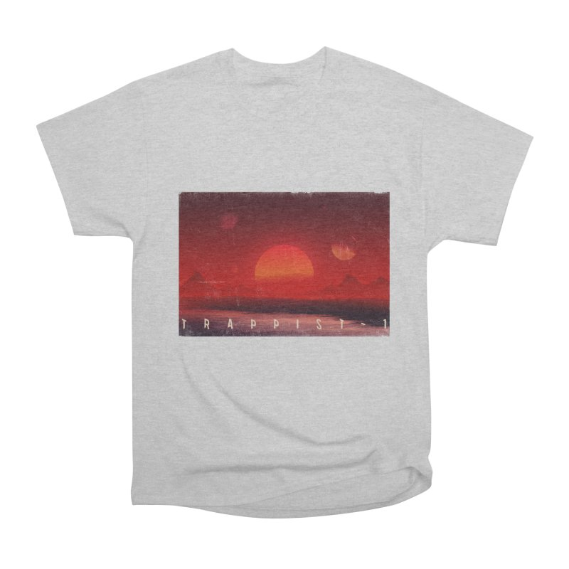 Trappist-1 Men's Classic T-Shirt by Matt Griffin Apparel