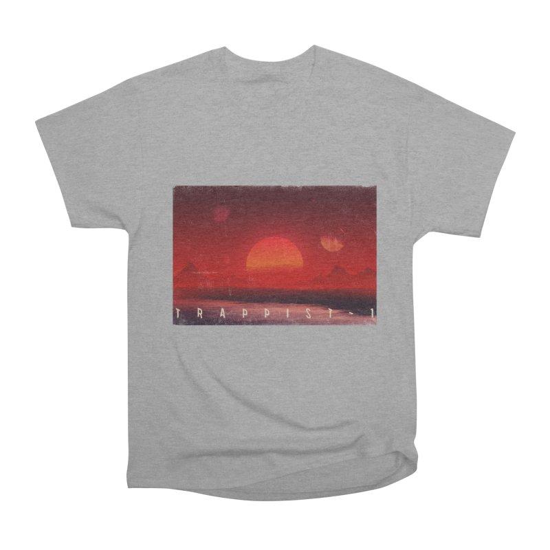 Trappist-1 Men's Classic T-Shirt by Matt Griffin Apparel