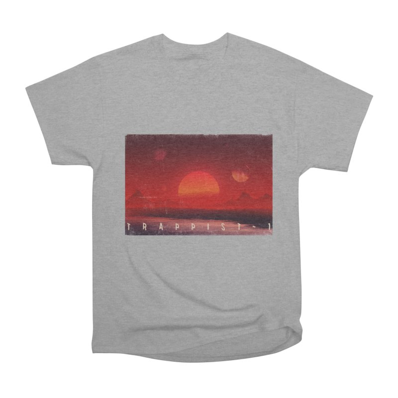 Trappist-1 Women's Classic Unisex T-Shirt by Matt Griffin Apparel