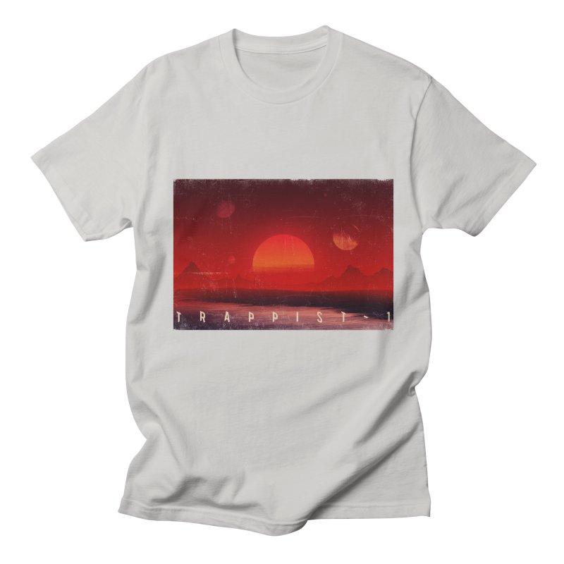Trappist-1 Women's Unisex T-Shirt by Matt Griffin Apparel