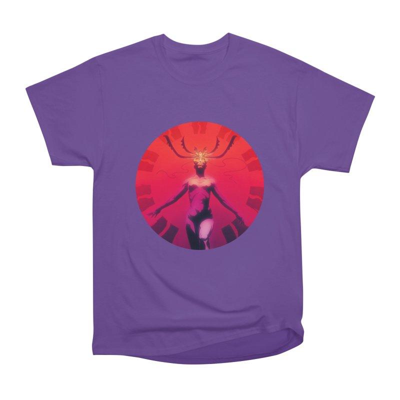 Oracle I Women's Heavyweight Unisex T-Shirt by Matt Griffin Apparel