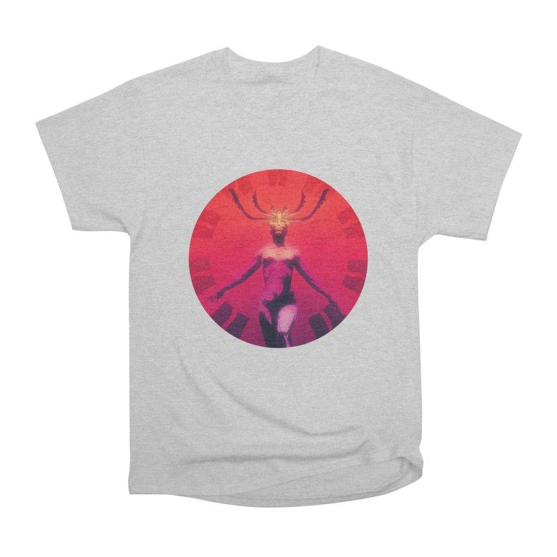 Oracle I Men's Heavyweight T-Shirt by Matt Griffin Apparel