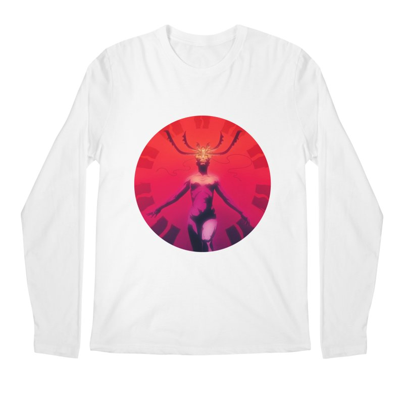 Oracle I Men's Longsleeve T-Shirt by Matt Griffin Apparel