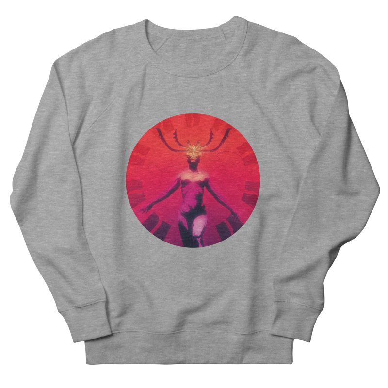 Oracle I Men's French Terry Sweatshirt by Matt Griffin Apparel