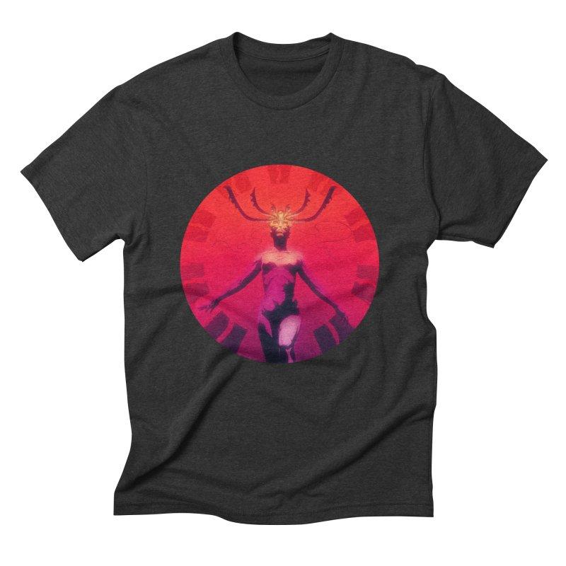 Oracle I Men's Triblend T-Shirt by Matt Griffin Apparel