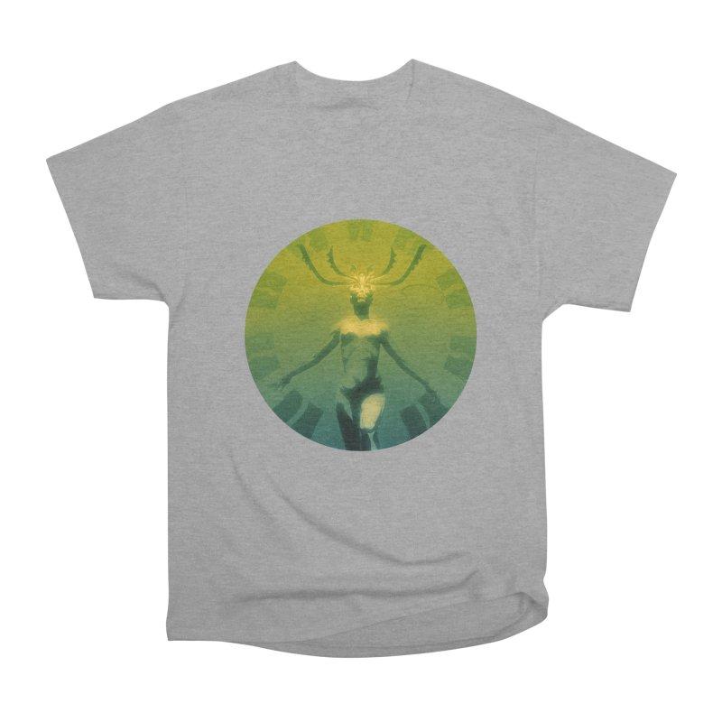 Oracle II Men's Heavyweight T-Shirt by Matt Griffin Apparel