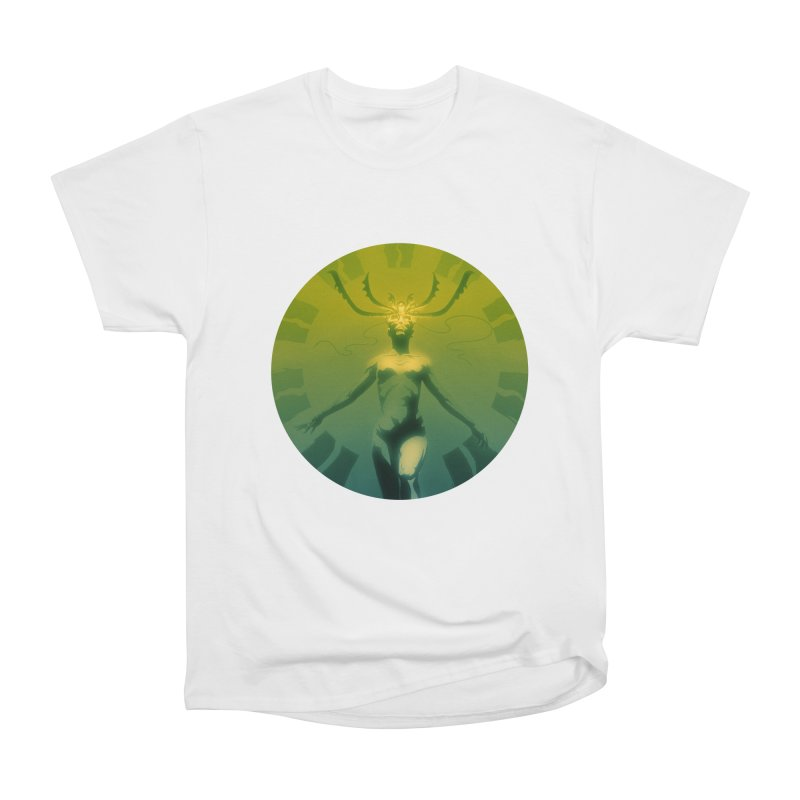 Oracle II Women's Heavyweight Unisex T-Shirt by Matt Griffin Apparel