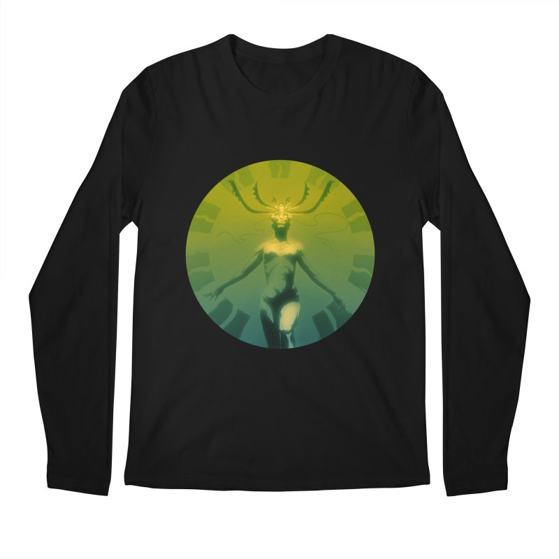 Oracle II Men's Longsleeve T-Shirt by Matt Griffin Apparel