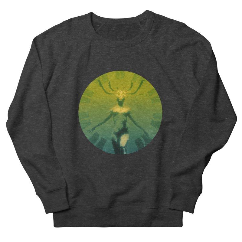 Oracle II Women's Sweatshirt by Matt Griffin Apparel