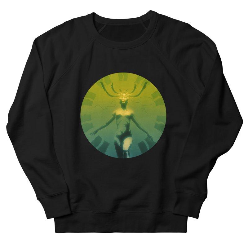 Oracle II Men's French Terry Sweatshirt by Matt Griffin Apparel