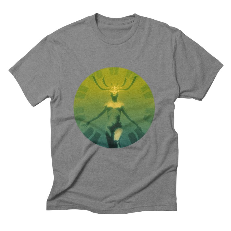 Oracle II Men's Triblend T-Shirt by Matt Griffin Apparel