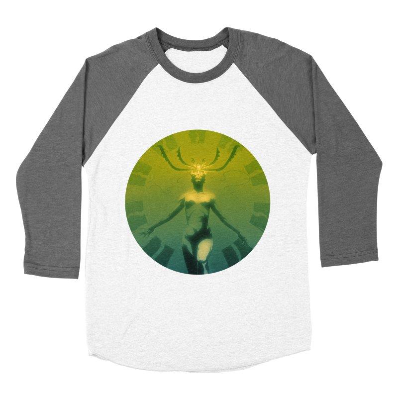 Oracle II Men's Baseball Triblend T-Shirt by Matt Griffin Apparel