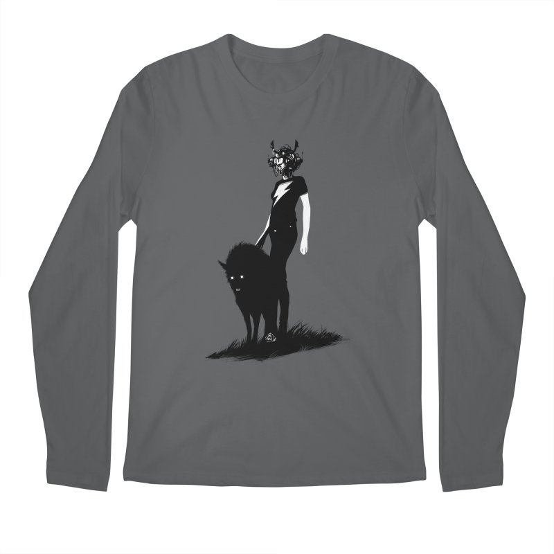 The Endling Men's Regular Longsleeve T-Shirt by Matt Griffin Apparel