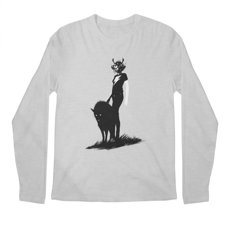 The Endling Men's Longsleeve T-Shirt by Matt Griffin Apparel