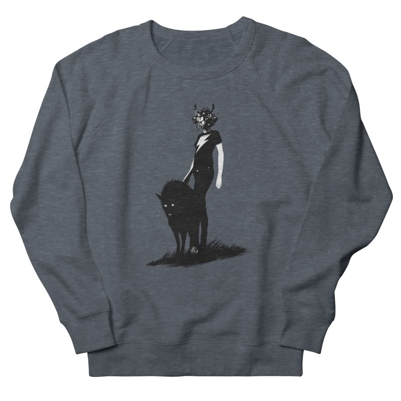 The Endling  Men's Sweatshirt by Matt Griffin Apparel