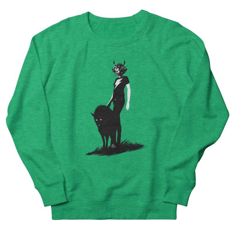 The Endling  Men's Sweatshirt by Matt Griffin Apparel