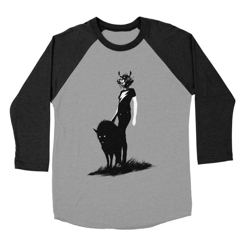 The Endling Men's Baseball Triblend T-Shirt by Matt Griffin Apparel