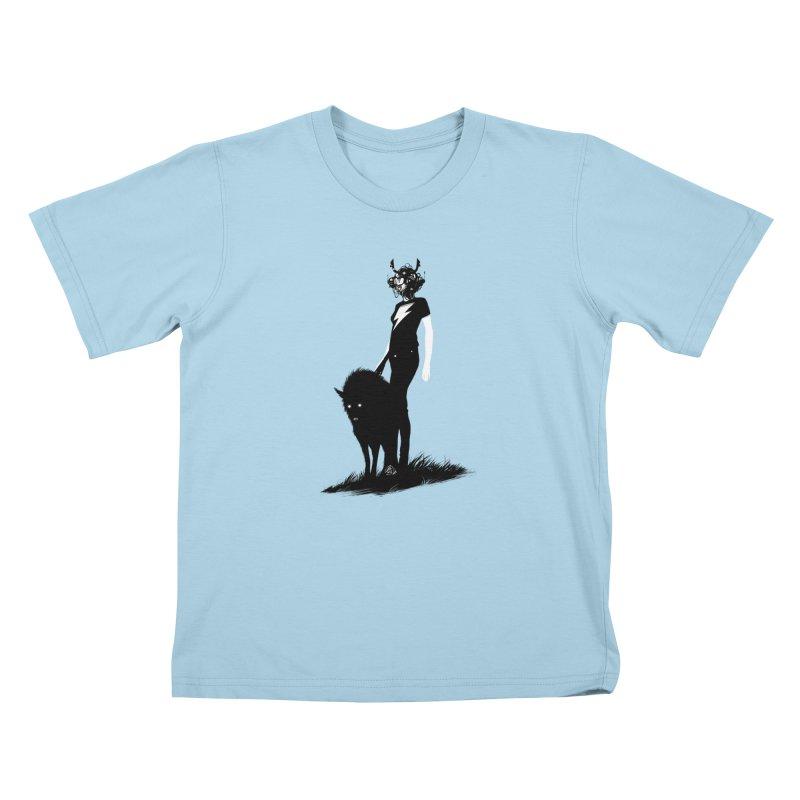 The Endling Kids T-Shirt by Matt Griffin Apparel