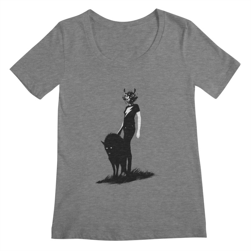 The Endling Women's Scoopneck by Matt Griffin Apparel