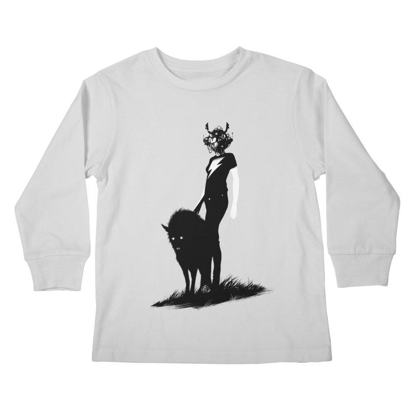 The Endling Kids Longsleeve T-Shirt by Matt Griffin Apparel