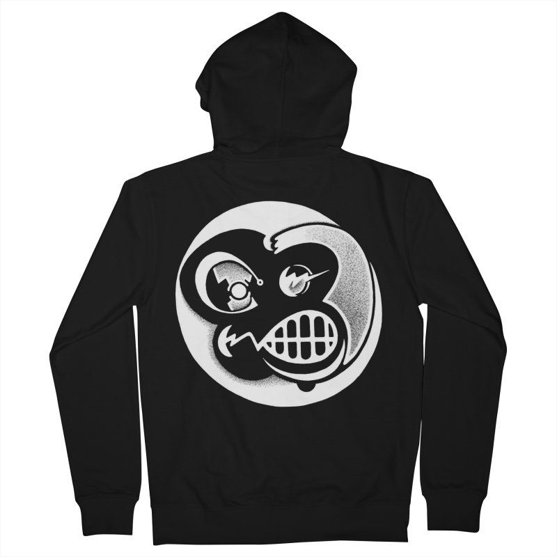 Billy (Reverse) Women's Zip-Up Hoody by T-shirts, Apparel, Phone Cases +