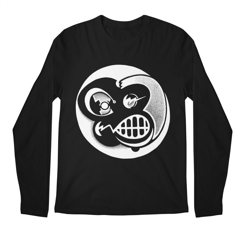 Billy (Reverse) Men's Longsleeve T-Shirt by T-shirts, Apparel, Phone Cases +